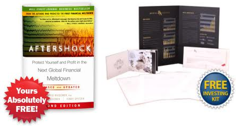 Aftershock Book