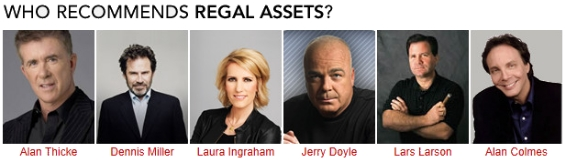 Regal Assets Recommendations